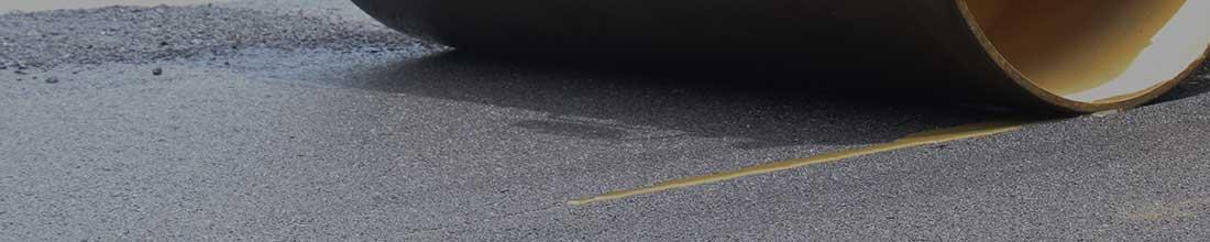 asphalte stationnement