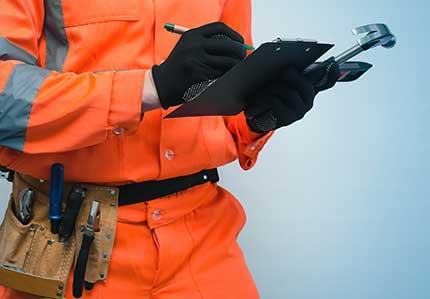 Électricien réparation installation